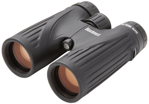 Bushnell Legend Ultra HD Roof Prism Binocular Black 10x42 - Chickadee Solutions - 1