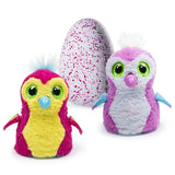 Hatchimals - Hatching Egg - Interactive Creature - Penguala - Pink Egg by Spi... - Chickadee Solutions - 1