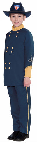 Forum Novelties Union Officer Child's Costume Large One Color - Chickadee Solutions - 1