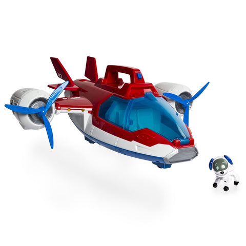 Paw Patrol Lights and Sounds Air Patroller Plane - Chickadee Solutions - 1