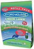 Hydro Mousse - Liquid Lawn Refill Fescue Grass Seed 2 LB (Covers up to 400 sq... - Chickadee Solutions