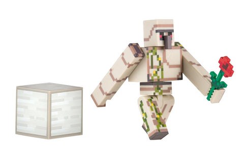 Minecraft Iron Golem Action Figure - Chickadee Solutions - 1