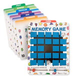 Melissa & Doug Travel Memory Game - Chickadee Solutions - 1