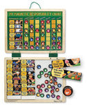 Melissa & Doug Deluxe Magnetic Responsibility Chart. - Chickadee Solutions - 1