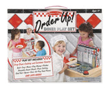 Melissa & Doug Order Up! Diner Play Set - Chickadee Solutions - 1