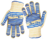[Revolutionary EN407 Standard] Gulife oven glove withstands heat up to 662F o... - Chickadee Solutions - 1