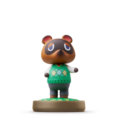 Tom Nook Amiibo (Animal Crossing Series) Inquiries - by email - Chickadee Solutions - 1