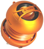 X-Mini UNO XAM14-OR Portable Capsule Speaker Mono Orange - Chickadee Solutions - 1