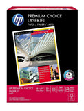 HP Paper Premium Choice Laserjet Paper Poly Wrap 32lb 8.5 x 11 Letter 500 Sh... - Chickadee Solutions - 1