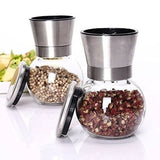 T.S. Premium Stainless Steel Salt and Pepper Spice Mill Professional Grinder ... - Chickadee Solutions - 1