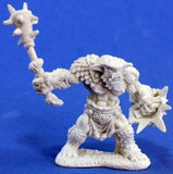 Reaper Miniatures 77015 Bonest50 - Bugbear Warrior - Chickadee Solutions