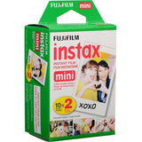 Fujifilm Instax Mini Instant Film 2 x 10 Shoots x 2Pack (Total 40 Shoots) Val... - Chickadee Solutions - 1