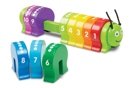 Melissa & Doug Counting Caterpillar Inquiries - by email - Chickadee Solutions - 1