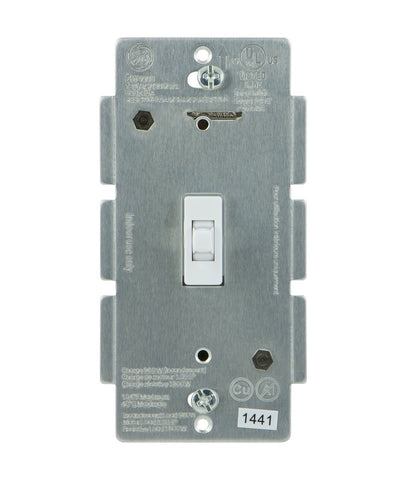 Ge Z Wave Wireless Lighting Control Smart Toggle Switch In