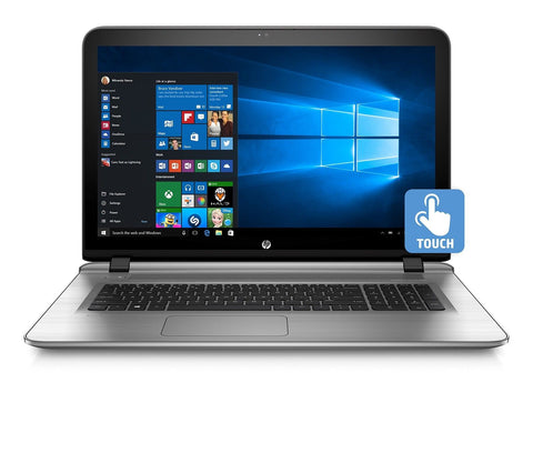 HP ENVY 17-s030nr 17-Inch Notebook (Intel Core i7 12 GB RAM 1 TB HDD Touch Sc... - Chickadee Solutions - 1