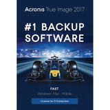 Acronis True Image 2017 - 3 Computer - Chickadee Solutions