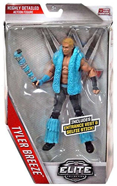 wwe elite collection then now forever tyler breeze exclusive action figure chickadee solutions. Black Bedroom Furniture Sets. Home Design Ideas