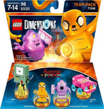 Warner Home Video - Games LEGO Dimensions Adventure Time Team Pack - Not Mach... - Chickadee Solutions - 1