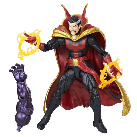 Marvel 6 Inch Legends Masters of Magic: Dr. Strange - Chickadee Solutions - 1