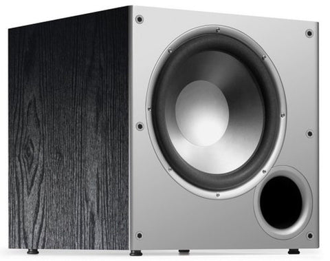 Polk Audio PSW10 10-Inch Powered Subwoofer (Single Black) - Chickadee Solutions