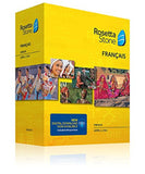 Learn French: Rosetta Stone French - Level 1-3 Set PC/Mac Disc - Chickadee Solutions