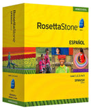 Rosetta Stone Homeschool Spanish (Spain) Level 1-5 Set including Audio Compan... - Chickadee Solutions
