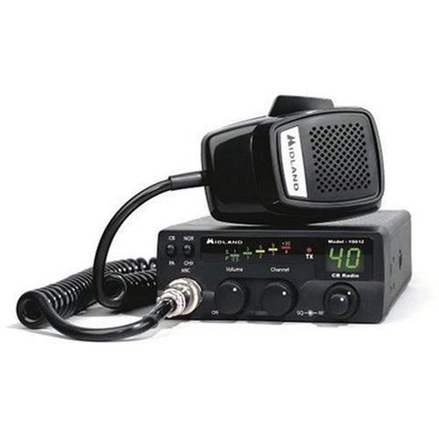 Midland 1001Z 40-Channel CB Radio Standard Packaging - Chickadee Solutions