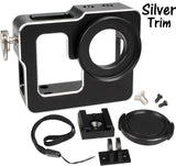 (Updated) Patuo Aluminum Gopro Cage Protective Housing Case Cover Shell with ... - Chickadee Solutions - 1
