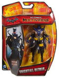 "DC Comics Multiverse Batman Arkham Origins - Knightfall Batman 4"" Action Figure - Chickadee Solutions - 1"