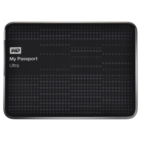 (Old Model) WD My Passport Ultra 1 TB Portable External USB 3.0 Hard Drive wi... - Chickadee Solutions - 1