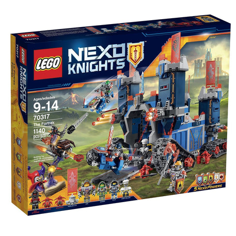 LEGO NexoKnights The Fortrex 70317 - Chickadee Solutions - 1
