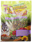 F.M.Brown's Tropical Carnival Natural Chinchilla Food 3-Pound Package - Chickadee Solutions - 1