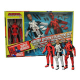 "Diamond Select Toys Marvel Retro Cloth Deadpool 8"" Action Figure Gift Set - Chickadee Solutions"
