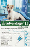 Bayer Advantage II Topical Flea Treatment Dogs - Chickadee Solutions - 1