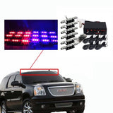 Koolertron 54 LED Emergency Vehicle Strobe Lights/Lightbars Deck Dash Grille ... - Chickadee Solutions - 1