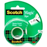 Scotch Magic Tape 1/2 x 450 Inches (104) Standard Packaging - Chickadee Solutions