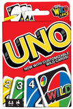 Uno Card Game multi-colored - Chickadee Solutions - 1