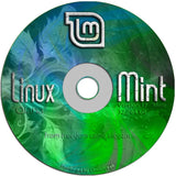 Linux Mint 17 Special Edition DVD - Includes both 32-bit and 64-bit MATE vers... - Chickadee Solutions - 1