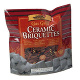 21st Century B42A1 60-Piece Gas Grill Ceramic Briquettes - Chickadee Solutions