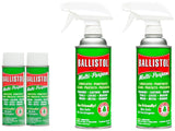 Ballistol Multi-Purpose Lubricant Cleaner Protectant Combo Pack #6 - Chickadee Solutions