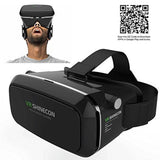 Jgmax VR Headset - 3D VR Glasses - Virtual Reality Headset for iOS and Androi... - Chickadee Solutions - 1