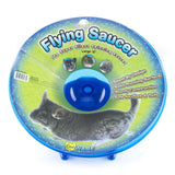 WARE Flying Saucer Exercise Wheel for Small Animals Large - Chickadee Solutions - 1