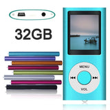 Tomameri Portable MP4 / MP3 Player Video Player with Voice Recorder Mini USB ... - Chickadee Solutions - 1