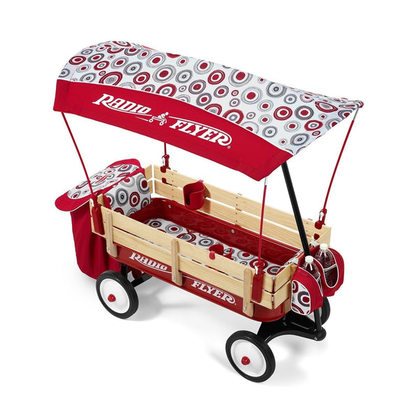 Radio Flyer Build A Wagon Steel Amp Wood Rubber Tires