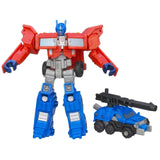 Transformers Generations Legends Class Optimus Prime and Autobot Roller Figures - Chickadee Solutions - 1