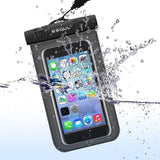 Waterproof Phone Case for Apple iPhone 6s and 6 PlusSESamsung Galaxy S6 Edge.... - Chickadee Solutions - 1