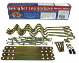 Flexible Flyer Ground Anchor Kit for Metal Frame Swing Sets - Chickadee Solutions