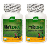 Martek Life's DHA 100mg All-Vegetarian DHA Supplement - 90 Softgels (2 Pack) 2 - Chickadee Solutions