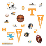 RoomMates RMK1069SCS University of Tennessee Peel & Stick Wall Decals - Chickadee Solutions - 1