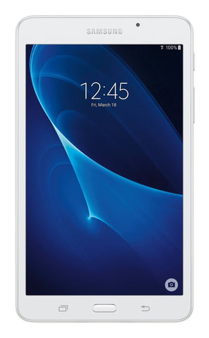 Samsung Galaxy Tab A 7-Inch Tablet (8 GB White) - Chickadee Solutions - 1